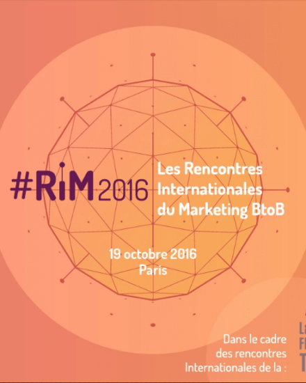 Rencontre Internationales du Marketing