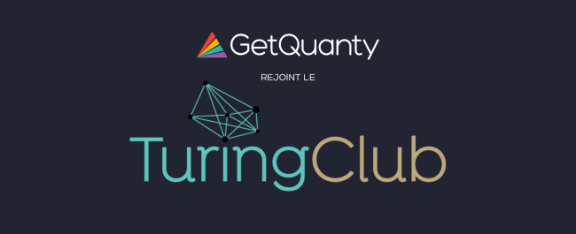 GetQuanty rejoint le Turing Club